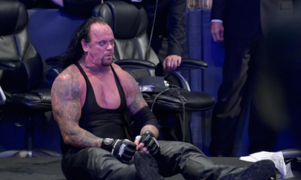Για αυτό αποχώρησε ο Undertaker