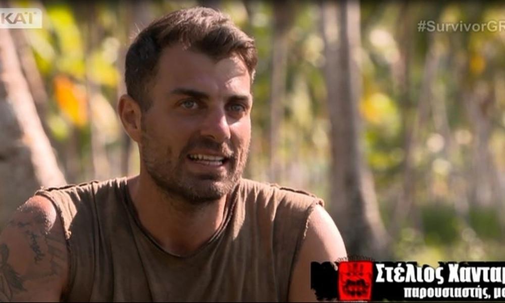 Survivor: Όταν ο Χανταμπάκης ήταν μπάρμαν και έτρωγε πόρτα!