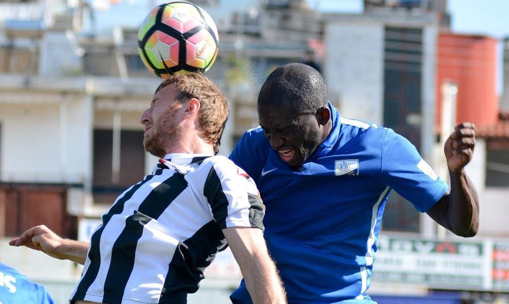 Λαμία - Παναιγιάλειος 1-0: Γκολ και φάσεις