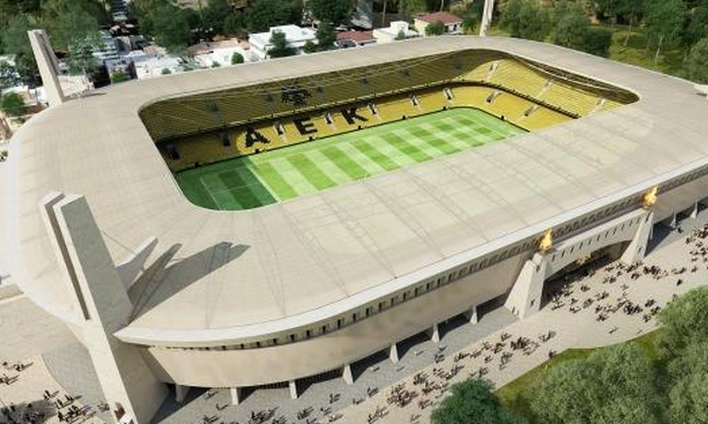 Πέρασε η τροπολογία, άνοιξε ο δρόμος για το γήπεδο της ΑΕΚ