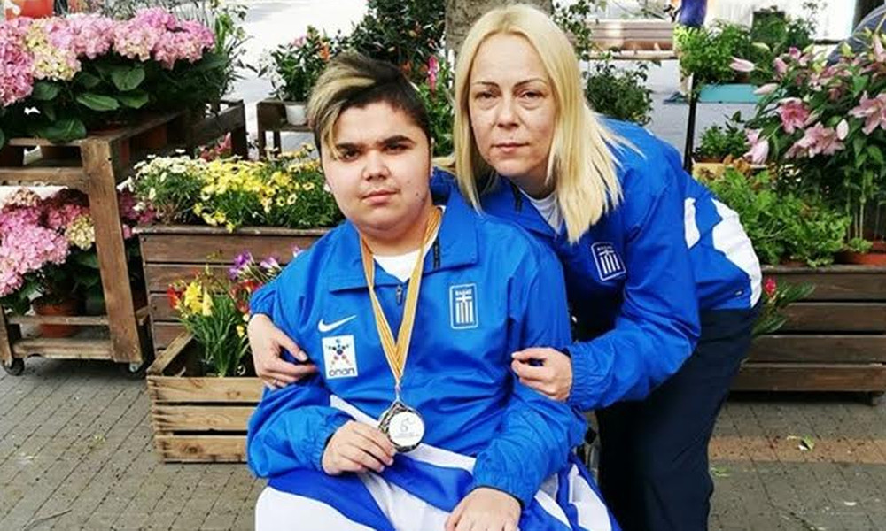 Ασημένιο μετάλλιο ο Γωνιάς στο Ευρωπαϊκό Όπεν Μπότσια της Ισπανίας