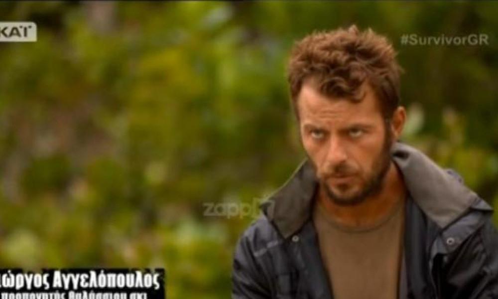 Survivor: Αυτός δεν θα λείψει καθόλου στον Ντάνο!