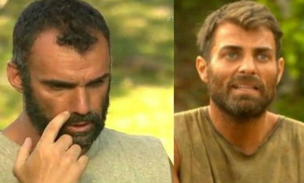Survivor-Poll: Χούτος vs Χανταμπάκης - Ποιανού η αποχώρηση σε χαροποίησε περισσότερο;