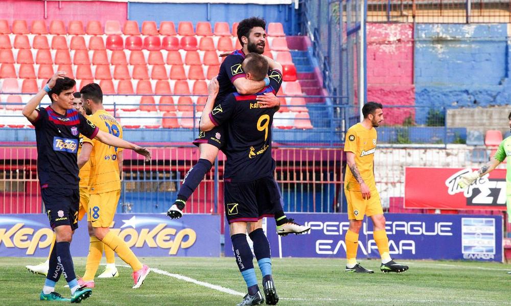Βέροια-Αστέρας Τρίπολης 4-3: Πέφτει με το κεφάλι ψηλά!