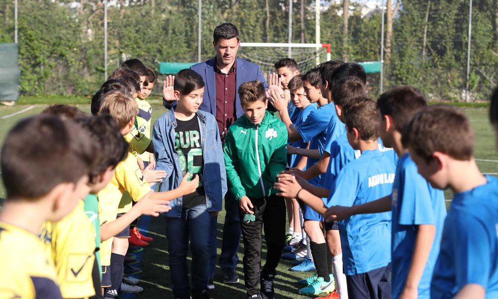 Παγκόσμια Ημέρα Ποδοσφαίρου και Φιλίας: Η αφοσίωση στις ανθρώπινες αξίες ένωσε χιλιάδες ανθρώπους!