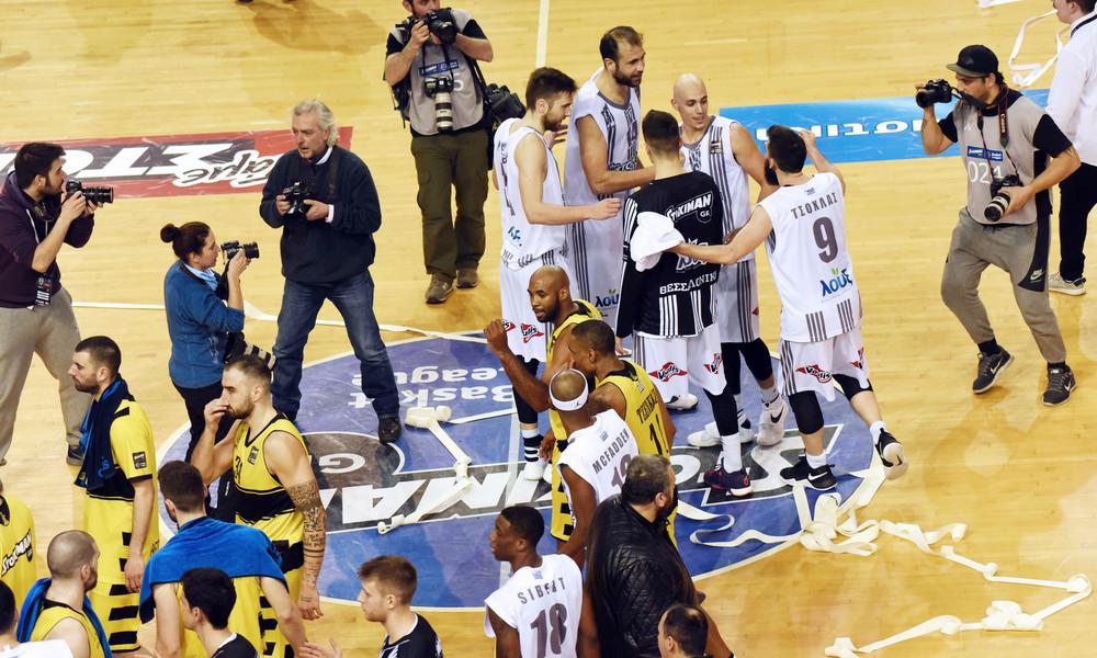 Σταυρόπουλος: Τα ματς ΠΑΟΚ - Άρη είναι πάντα διαφορετικά παιχνίδι