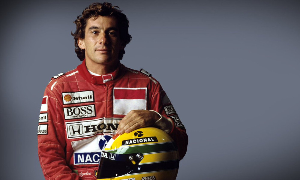 Ο Άιρτον Σένα ήταν ο Θεός της Formula 1! (photos+videos)