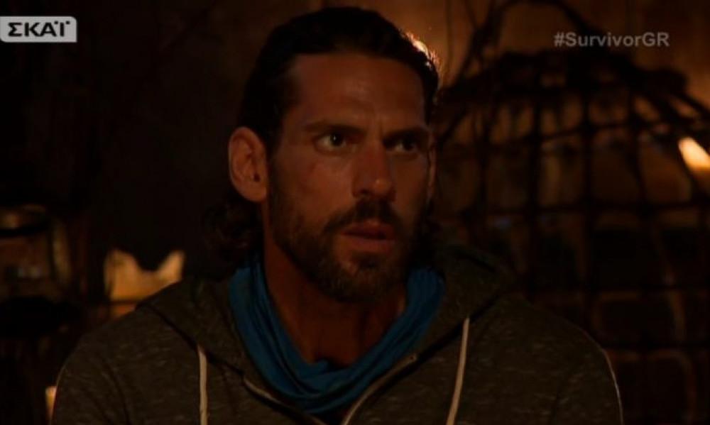Survivor: Έκπληκτος ο Σπαλιάρας; Καμία σχέση