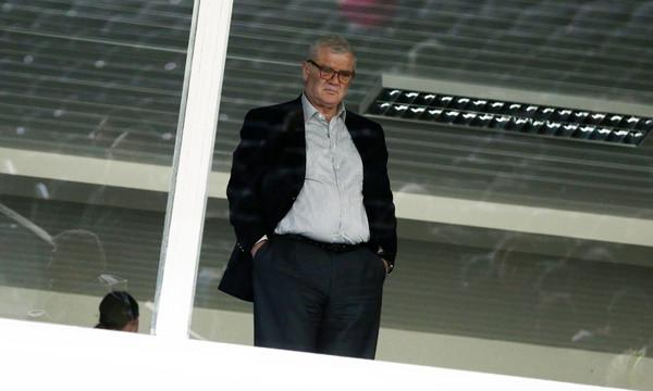 Μελισσανίδης στους οπαδούς της ΑΕΚ: «Μη δώσουμε δικαίωμα σε κανέναν»