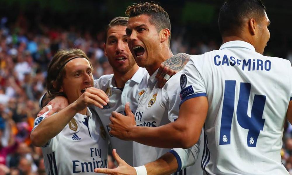 Ρεάλ Μαδρίτης-Ατλέτικο Μαδρίτης 3-0: Δεν κρατιέται ο Ρονάλντο για το back to back!