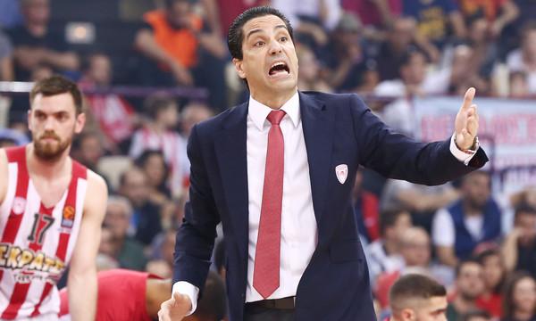 Ολυμπιακός: Αυτά είπε ο Σφαιρόπουλος μετά την πρόκριση στο Final 4