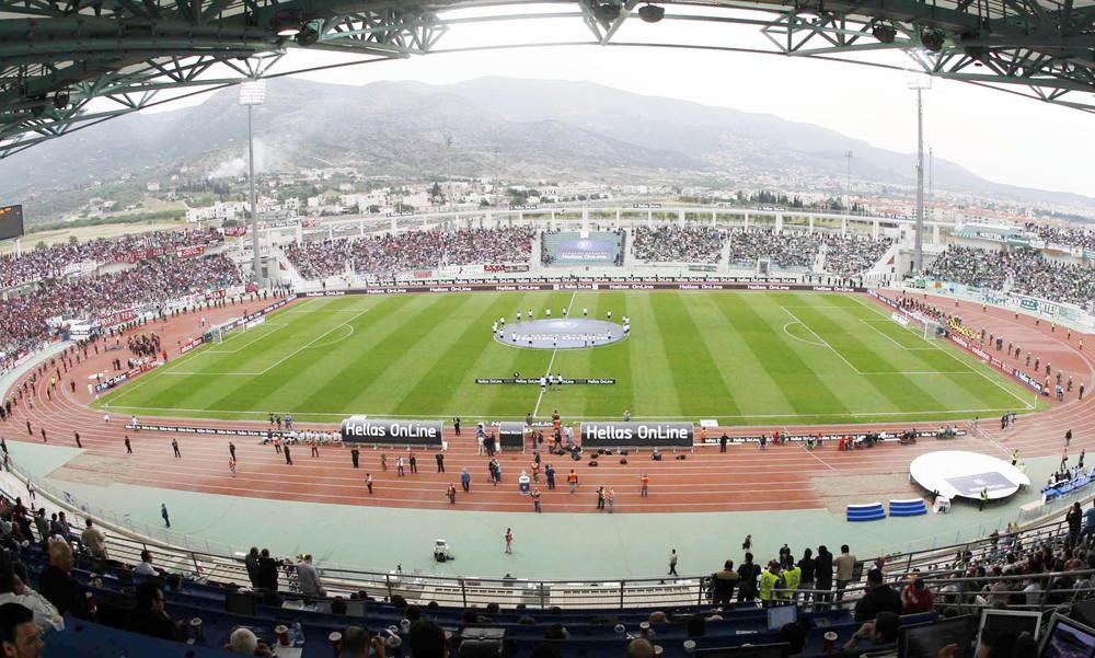Τελικός Κυπέλλου: «Μέχρι και τελικός του Champions League γίνεται στο Πανθεσσαλικό!»