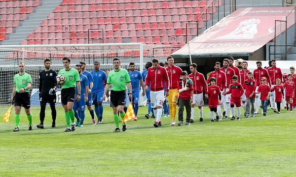 Τελικός Κυπέλλου: «Πέφτουν» τα τσιμέντα με το ποστάρισμα του Πανσερραϊκού! (photos)