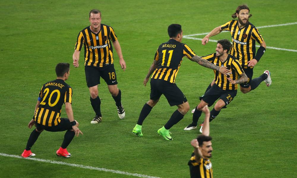 ΠΑΟΚ - ΑΕΚ: Με ποια φανέλα θα παίξει η Ένωση στον τελικό Κυπέλλου