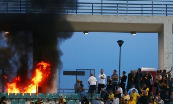 Τελικός Κυπέλλου: Ζητά παρέμβαση για τα επεισόδια ο Ολυμπιακός!