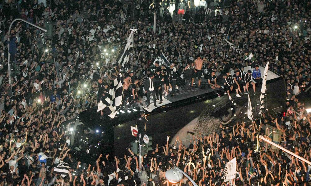 ΠΑΟΚ: Ο Δήμος Θεσσαλονίκης τιμά τις ομάδες ποδοσφαίρου και βόλεϊ