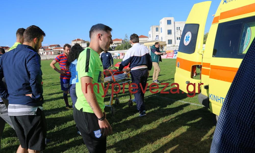 Τραυματισμός ΣΟΚ για τερματοφύλακα του ΠΑΣ Γιάννινα!