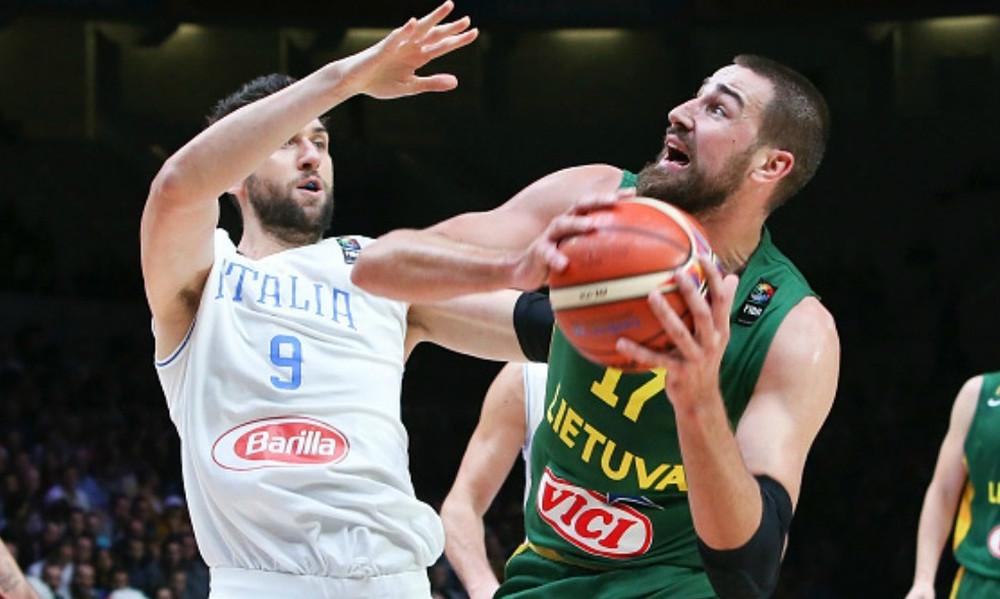 Λιθουανία: Η προεπιλογή για το Eurobasket