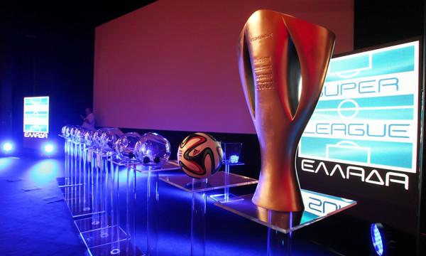 Super League: Ανακοινώθηκε το πρόγραμμα των play offs