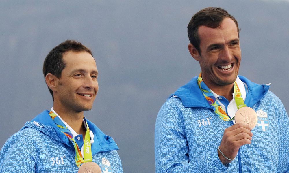 Χτυπάνε μετάλλιο στο Μονακό οι Μαντής και Καγιαλής