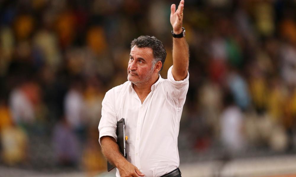 Ολυμπιακός: Επιβεβαίωσε τις επαφές ο Γκαλτιέ
