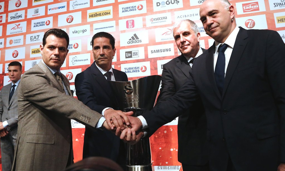 Οι αφίξεις των αποστολών των ομάδων του Final Four της Euroleague (videos)