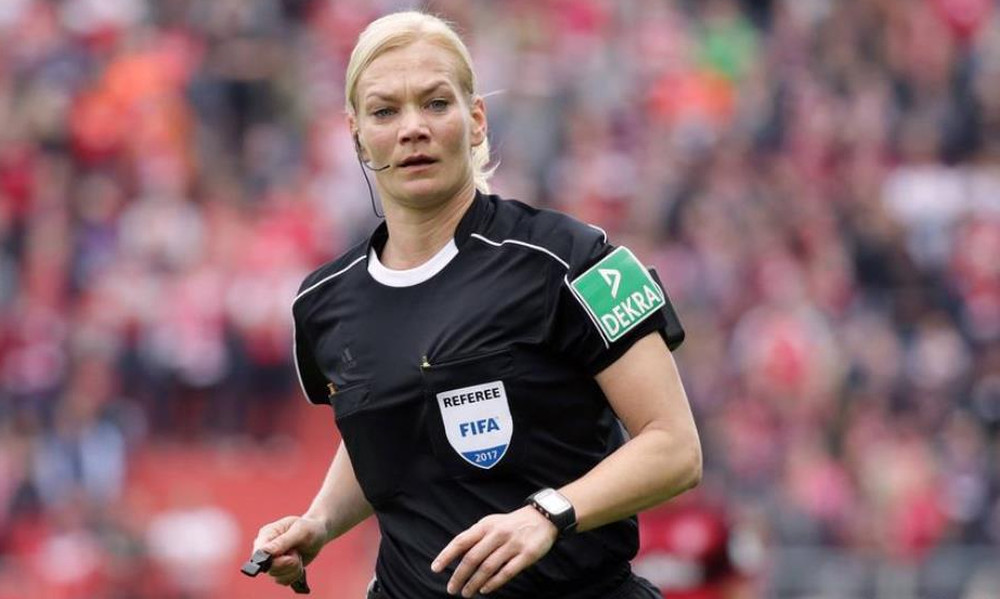 Γυναίκα διαιτητής στην Μπουντεσλίγκα!