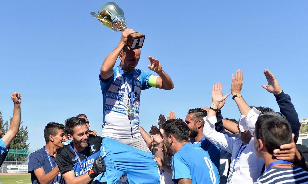 Τελικός Κυπέλλου Ερασιτεχνών: Ηρόδοτος- Ελπίδα Σκουτάρεως 1-0: Την χόρεψε πεντοζάλη!
