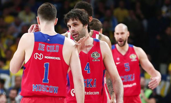 Final 4: ΤΣΣΚΑ - Ολυμπιακός: Έτσι αντέδρασαν οι Ρώσοι μετά τον αποκλεισμό
