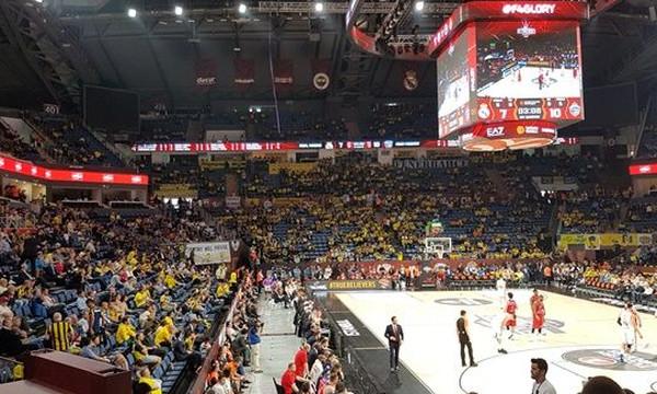 Final 4 Euroleague: Ένταση με Τούρκους για τα πανό