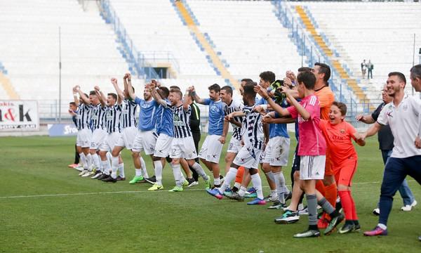 Απόλλων Σμύρνης - ΑΟ Τρίκαλα 0-0: Το ιστορικό παιχνίδι της επιστροφής στα μεγάλα σαλόνια! (video)