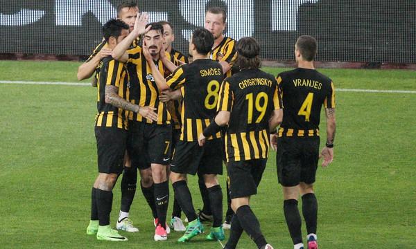 ΑΕΚ-Παναθηναϊκός 1-0: Με Λάζαρο για το «σεντόνι»