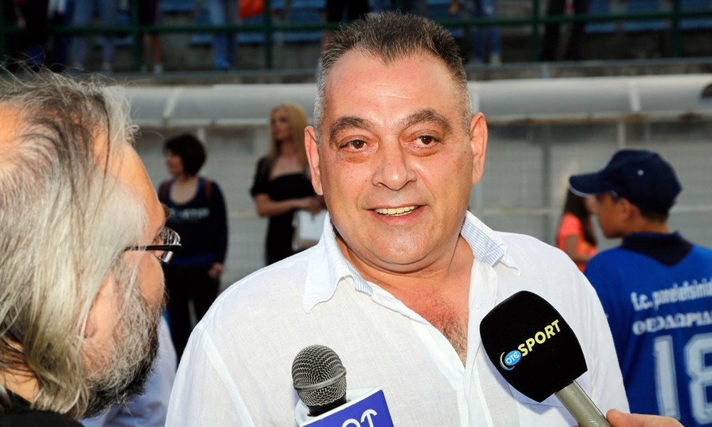 Γιαλιάς: «Αγκαλιάστε τον Μπαταγιάννη στη νέα προσπάθεια για τον ΑΟ Τρίκαλα»