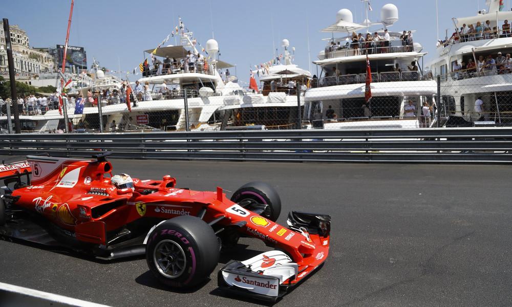 Νικητής ο Φέτελ, το 1-2 η Ferrari