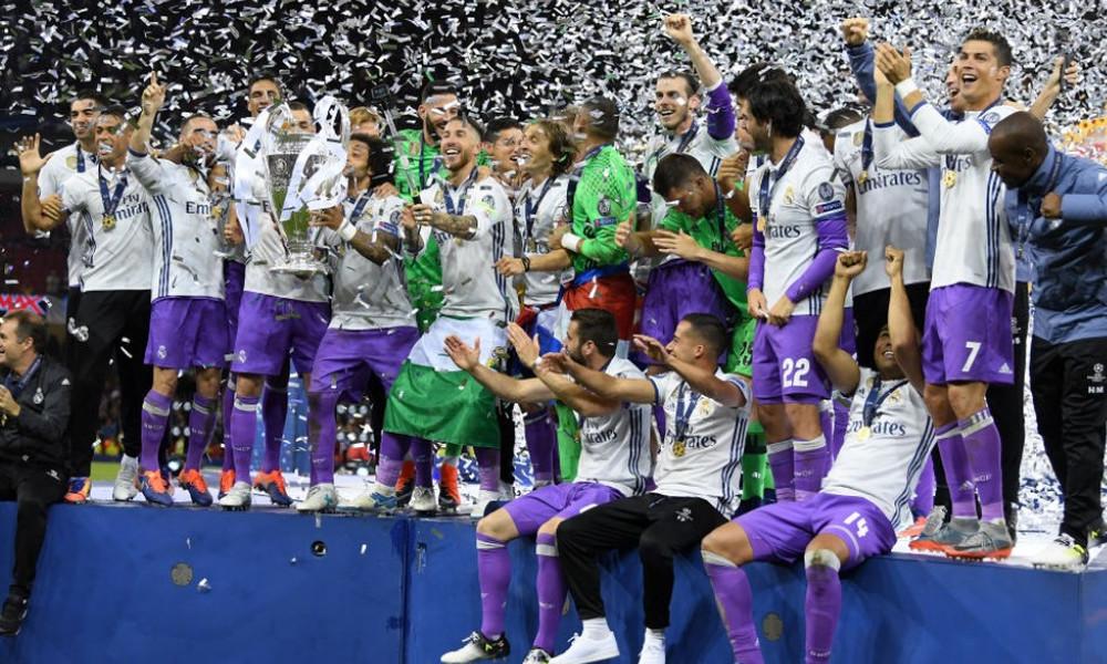 Γιουβέντους-Ρεάλ Μαδρίτης 1-4: Έκανε πλάκα στον τελικό η «Βασίλισσα» του Champions League!
