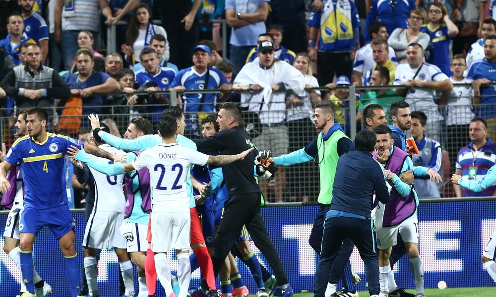 ΕΠΟ: «Άκομψη προσπάθεια να αντιστραφεί η πραγματικότητα, κανένας παίκτης της Ελλάδας δεν προκάλεσε»
