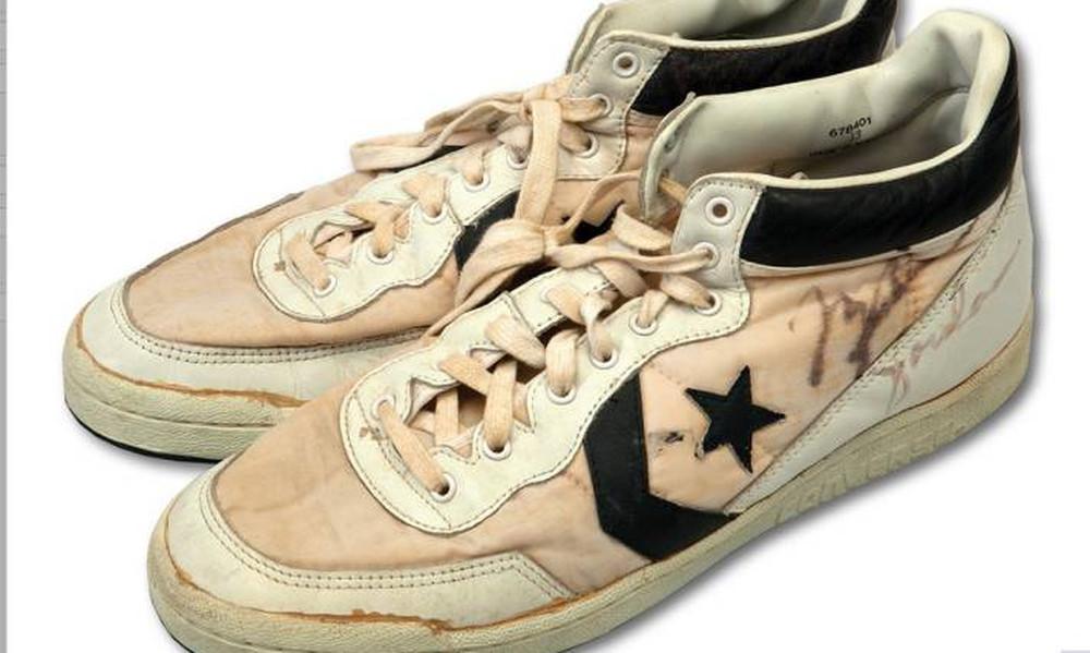 Τα παπούτσια του Τζόρνταν είναι από «χρυσό»