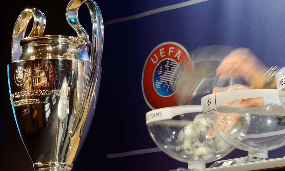 Την Δευτέρα 19/06 οι κληρώσεις των προκριματικών του Champions League