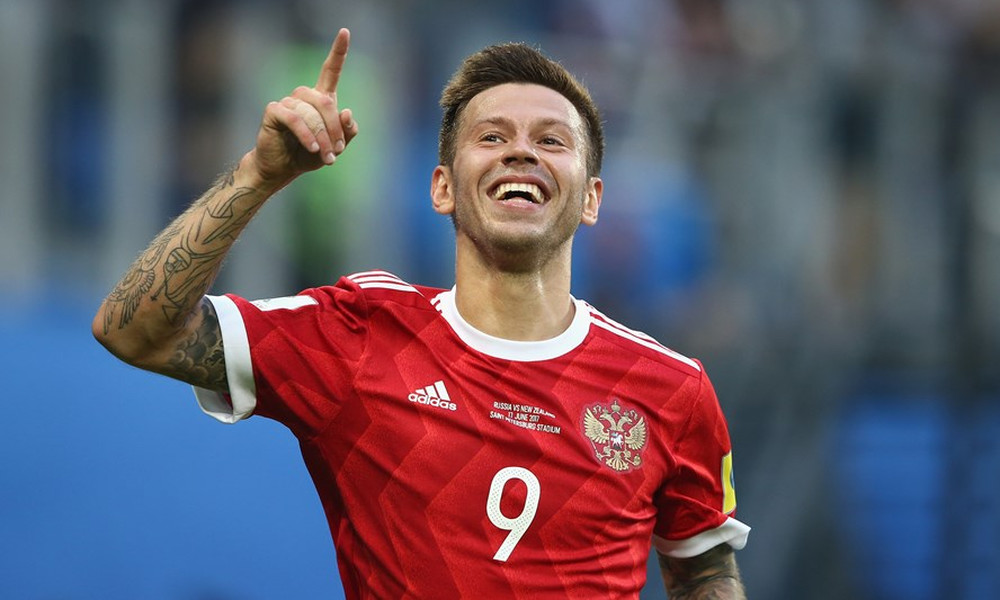 Confederations Cup: Η Ρωσία «έφαγε» τη Νέα Ζηλανδία! (videos)