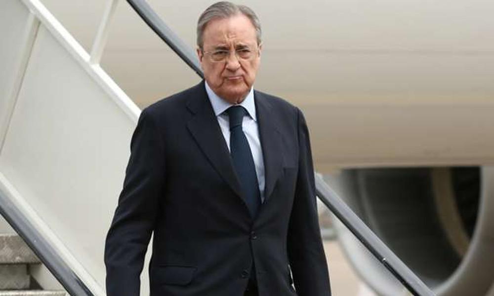 Παραμένει πρόεδρος της Ρεάλ Μαδρίτης ο Πέρεθ