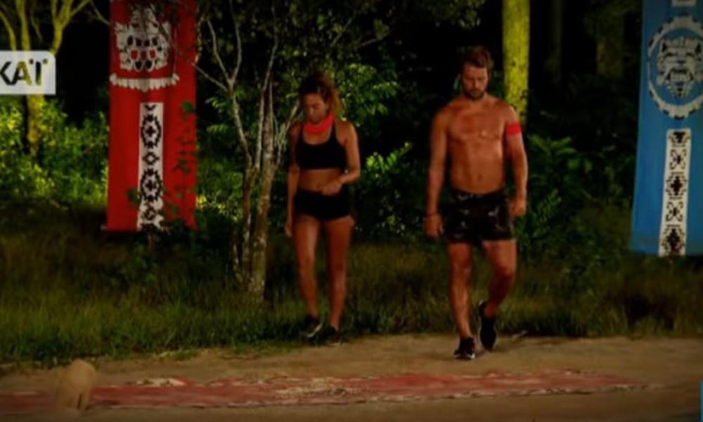 Survivor: Ο Ντάνος τους πήρε μόνος του, τι είδαμε στο twitter!