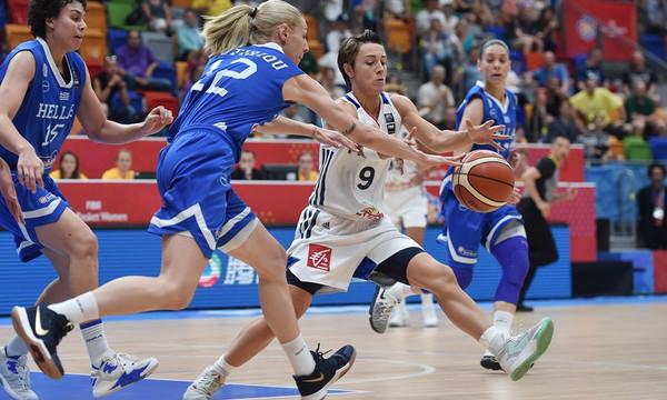 Ευρωμπάσκετ Γυναικών: Έχασε τη μάχη αλλά όχι τον… πόλεμο η Εθνική!
