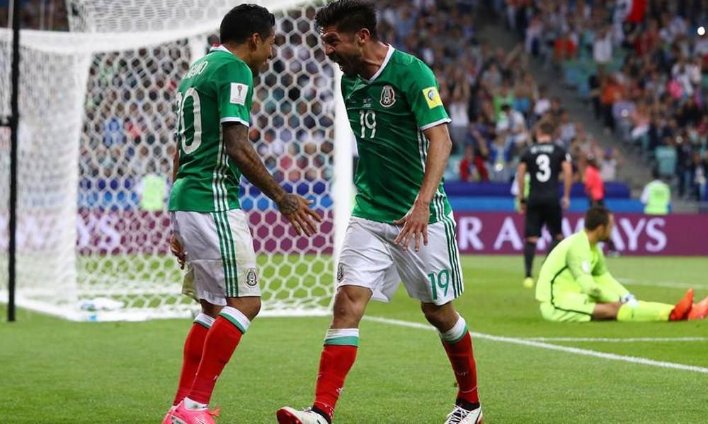 Μεξικό-Νέα Ζηλανδία 2-1: Ξύλο, VAR και... ανατροπή!