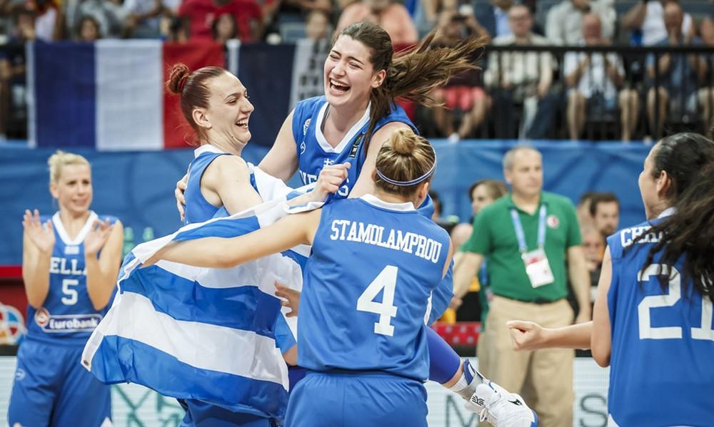 Συγχαρητήρια Βασιλειάδη για την πρόκριση στους «4» του Ευρωμπάσκετ