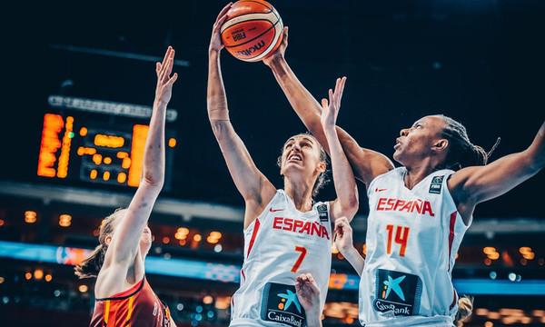 Ευρωμπάσκετ Γυναικών: Στον τελικό η Ισπανία