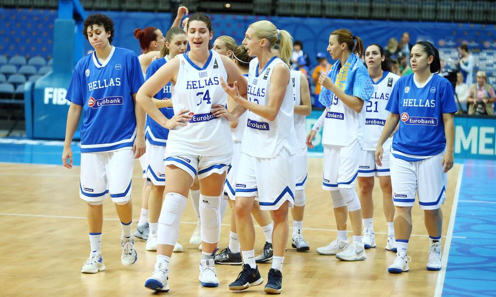 Μπάσκετ Γυναικών: Χάλκινο από… χρυσάφι!