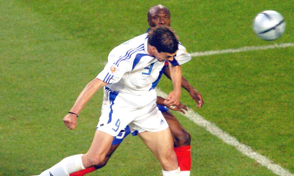 Σαν να μην πέρασε μια μέρα: Ελλάδα - Γαλλία 1-0! (photos+videos)