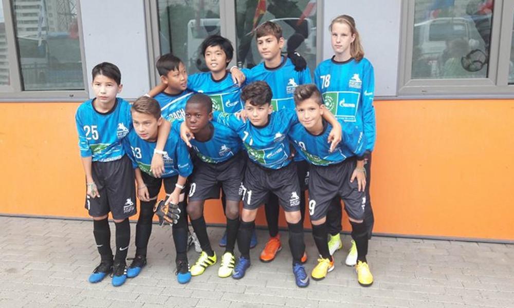 Football for Friendship: Τα παιδιά έβαλαν γκολ στη φιλία