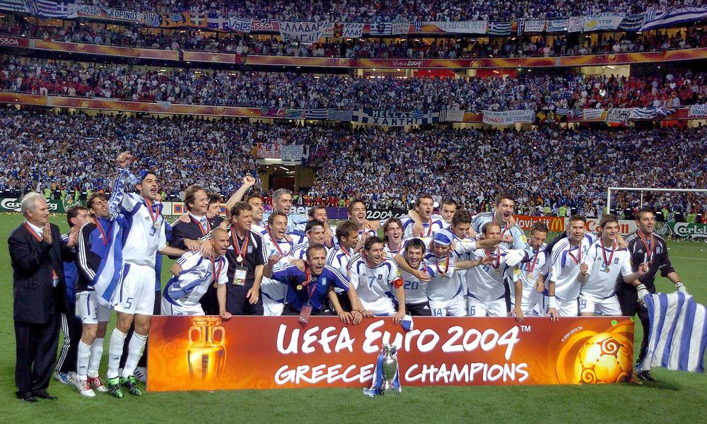 Σαν σήμερα η Ελλάδα «τρέλανε» την Ευρώπη: Το ΕΠΟΣ του Euro 2004! (photos+videos)
