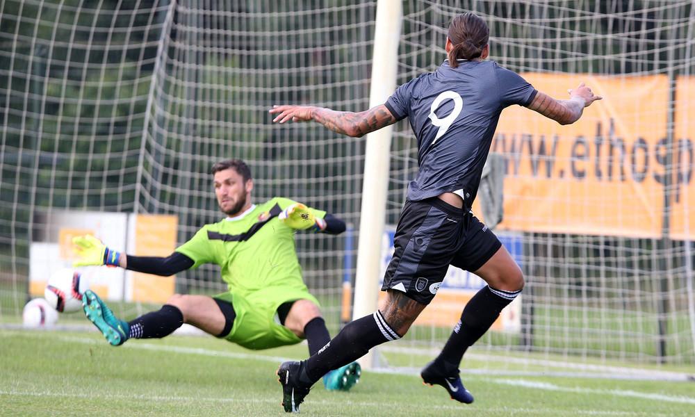 ΠΑΟΚ - Τούμπιζε 4-0: Τα γκολ του αγώνα